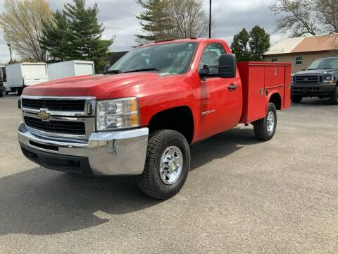 2010 Chevrolet Silverado 2500HD for sale at Stein Motors Inc in Traverse City MI