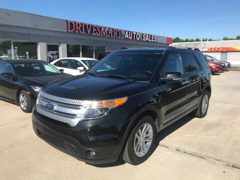 2013 Ford Explorer for sale at DriveSmart Auto Sales in West Chester OH