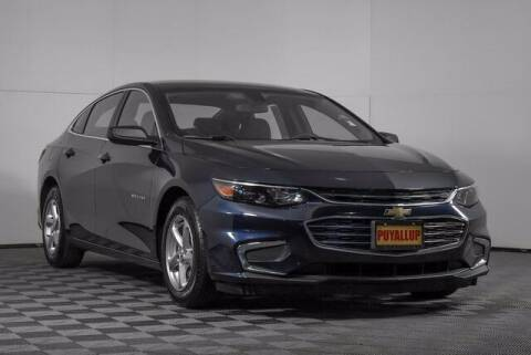 2017 Chevrolet Malibu for sale at Chevrolet Buick GMC of Puyallup in Puyallup WA