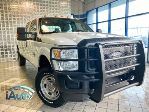 2011 Ford F-350 Super Duty for sale at iAuto in Cincinnati OH