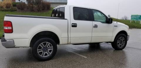 2005 Ford F-150 for sale at Auto Wholesalers in Saint Louis MO