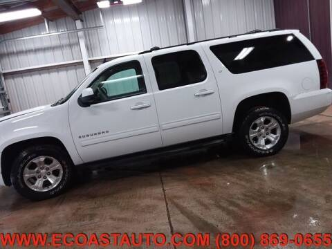 2013 Chevrolet Suburban for sale at East Coast Auto Source Inc. in Bedford VA