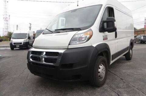 2020 RAM ProMaster Cargo for sale at Eddie Auto Brokers in Willowick OH