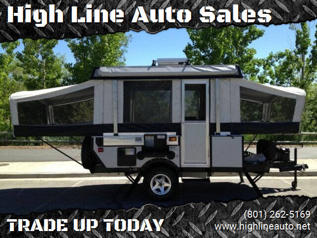 2007 Fleetwood EVO for sale at High Line Auto Sales in Salt Lake City UT