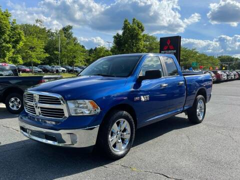 2016 RAM Ram Pickup 1500 for sale at Midstate Auto Group in Auburn MA
