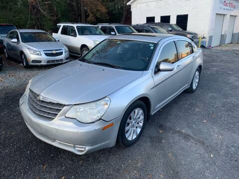 2010 Chrysler Sebring for sale at CAR STOP INC in Duluth GA