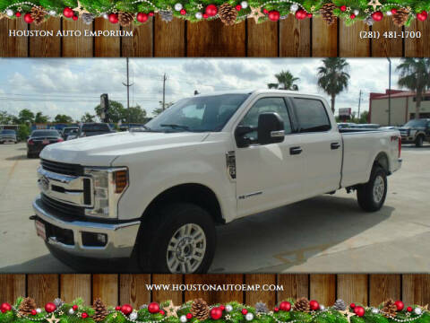 2019 Ford F-250 Super Duty for sale at Houston Auto Emporium in Houston TX