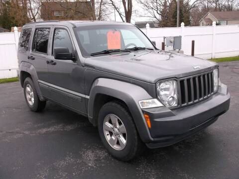 2012 Jeep Liberty for sale at Victorian City Car Port INC in Manistee MI