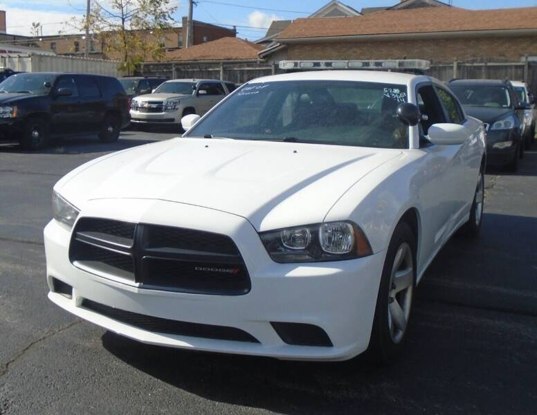 2014 Dodge Charger for sale at Veto Enterprises, Inc. in Sycamore IL