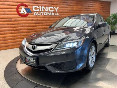 2016 Acura ILX for sale at Dixie Motors in Fairfield OH