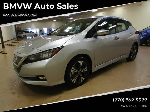 2020 Nissan LEAF for sale at BMVW Auto Sales - Trucks and Vans in Union City GA
