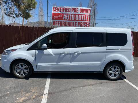 2015 Ford Transit Connect Wagon for sale at Flagstaff Auto Outlet in Flagstaff AZ