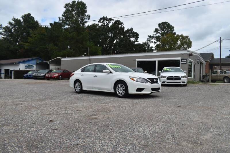 2016 Nissan Altima for sale at Barrett Auto Sales in North Augusta SC
