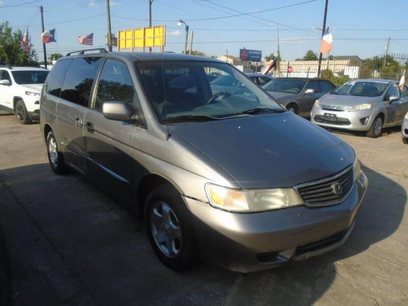 2000 Honda Odyssey 4dr EX Mini-Van - Houston TX