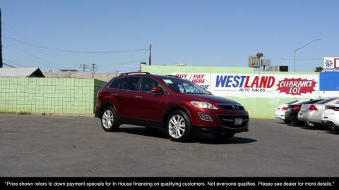 2012 Mazda CX-9 for sale at Westland Auto Sales in Fresno CA