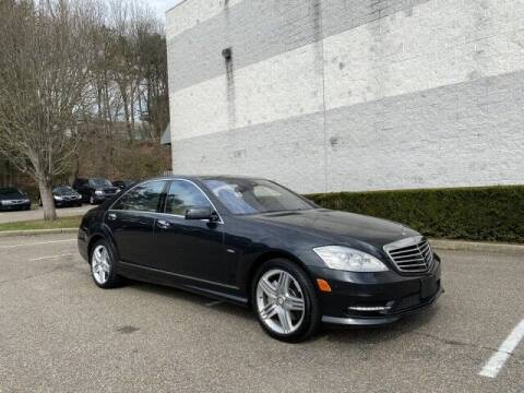 2012 Mercedes-Benz S-Class for sale at Select Auto in Smithtown NY