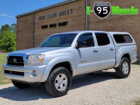 2008 Toyota Tacoma for sale at I-95 Muscle in Hope Mills NC