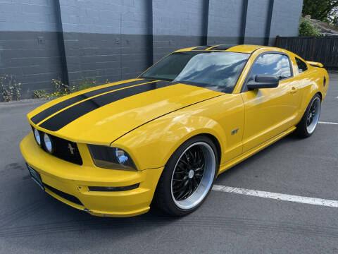 2006 Ford Mustang for sale at APX Auto Brokers in Lynnwood WA