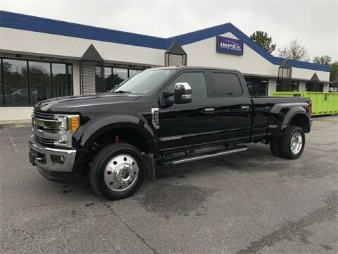 2017 Ford F-450 Super Duty for sale at Impex Auto Sales in Greensboro NC