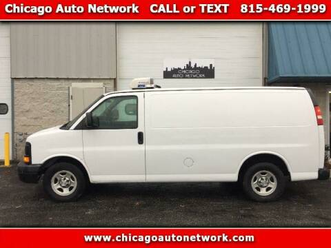 2008 Chevrolet Express Cargo for sale at Chicago Auto Network in Mokena IL