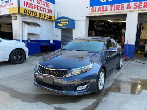 2015 Kia Optima for sale at US Auto Network in Staten Island NY
