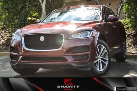 2017 Jaguar F-PACE for sale at Gravity Autos Atlanta in Atlanta GA