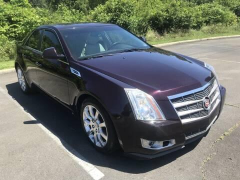 2008 Cadillac CTS for sale at J & D Auto Sales in Dalton GA