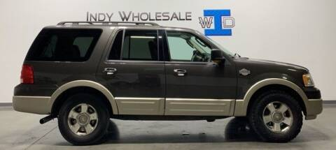 2006 Ford Expedition for sale at Indy Wholesale Direct in Carmel IN