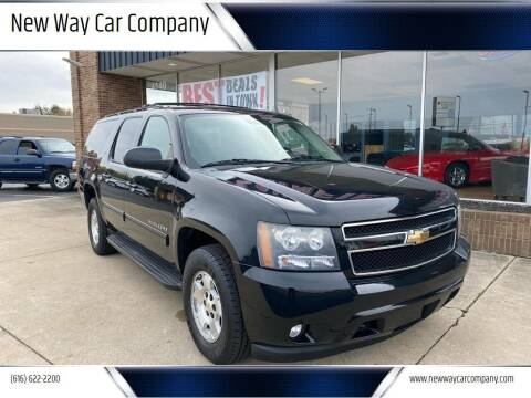 2010 Chevrolet Suburban for sale at New Way Car Company in Grand Rapids MI