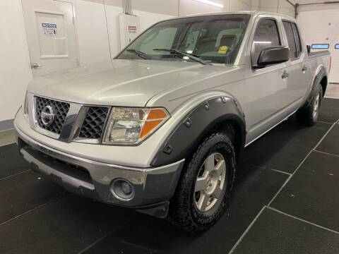 2008 Nissan Frontier for sale at TOWNE AUTO BROKERS in Virginia Beach VA