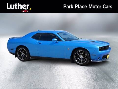2016 Dodge Challenger for sale at Park Place Motor Cars in Rochester MN
