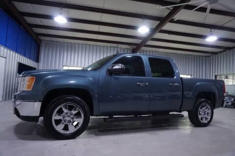 2010 GMC Sierra 1500 for sale at SOUTHWEST AUTO CENTER INC in Houston TX
