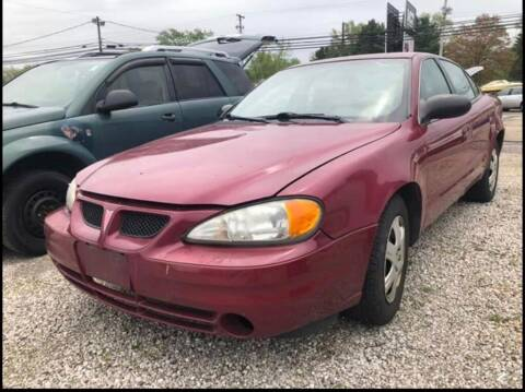 2005 Pontiac Grand Am for sale at KRIS RADIO QUALITY KARS INC in Mansfield OH