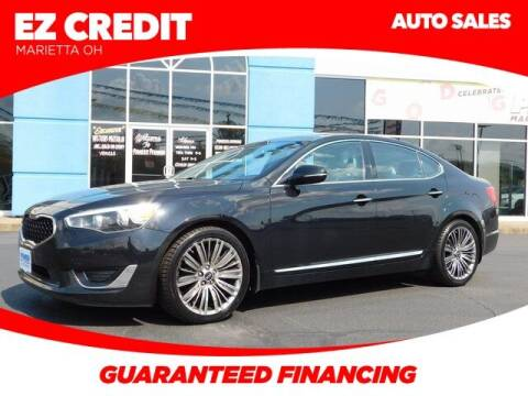 2014 Kia Cadenza for sale at Pioneer Family preowned autos in Williamstown WV