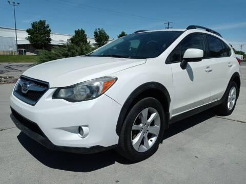 2013 Subaru XV Crosstrek for sale at AUTOMOTIVE SOLUTIONS in Salt Lake City UT