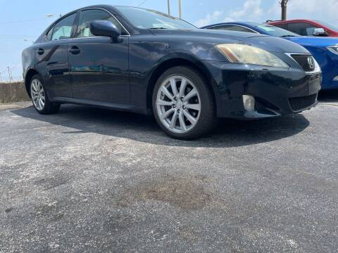 2006 Lexus IS 250 for sale at Guidance Auto Sales LLC in Columbia TN