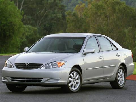 2002 Toyota Camry for sale at TTC AUTO OUTLET/TIM'S TRUCK CAPITAL & AUTO SALES INC ANNEX in Epsom NH