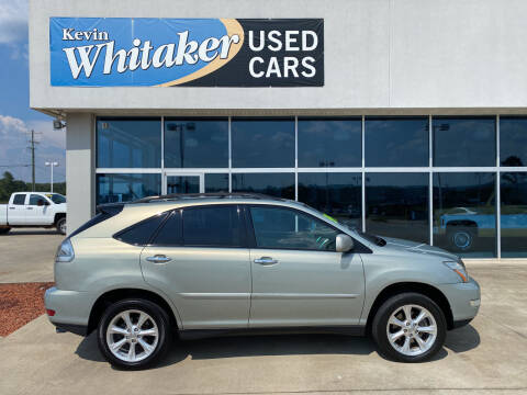 2009 Lexus RX 350 for sale at Kevin Whitaker Used Cars in Travelers Rest SC