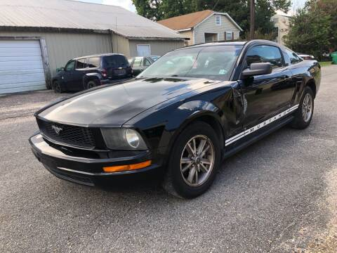 2005 Ford Mustang for sale at WMS AUTO SALES in Jefferson LA