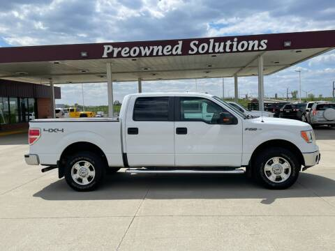 2014 Ford F-150 for sale at Preowned Solutions in Urbandale IA