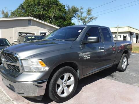 2013 RAM Ram Pickup 1500 for sale at LEGACY MOTORS INC in New Port Richey FL