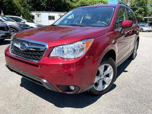 2016 Subaru Forester for sale at Rockland Automall - Rockland Motors in West Nyack NY