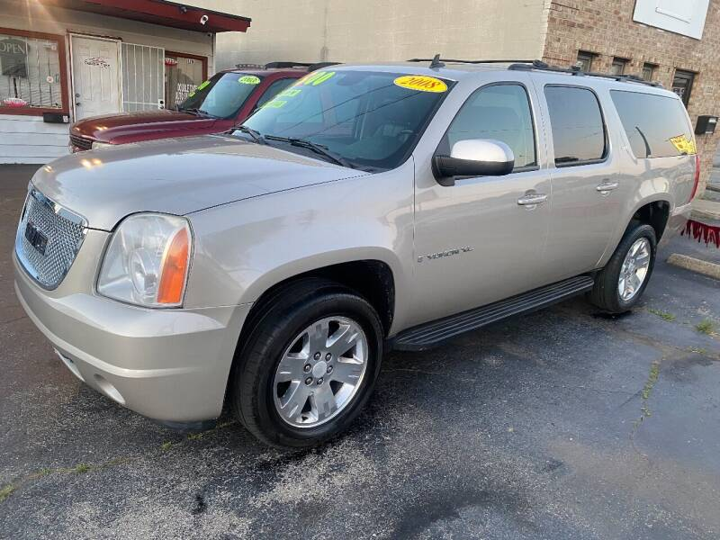 2008 GMC Yukon XL for sale at Double Take Auto Sales LLC in Dayton OH