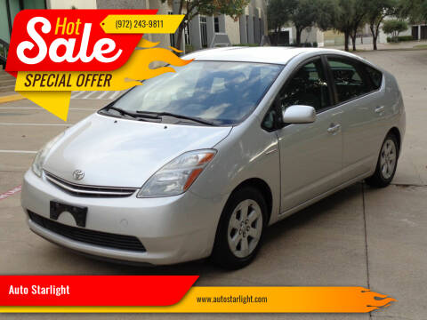 2007 Toyota Prius for sale at Auto Starlight in Dallas TX
