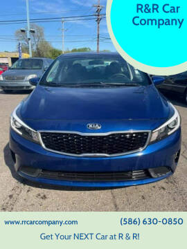 2017 Kia Forte for sale at R&R Car Company in Mount Clemens MI