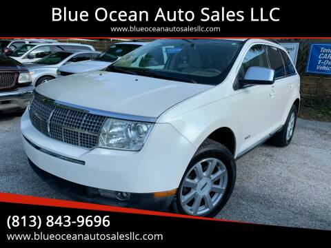 2007 Lincoln MKX for sale at Blue Ocean Auto Sales LLC in Tampa FL