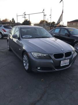 2011 BMW 3 Series for sale at Joe's Automobile in Vallejo CA