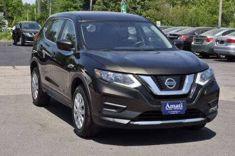 2017 Nissan Rogue for sale at Amati Auto Group in Hooksett NH