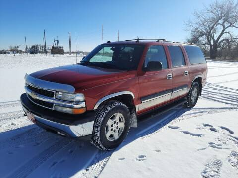 2005 Chevrolet Suburban for sale at Best Car Sales in Rapid City SD