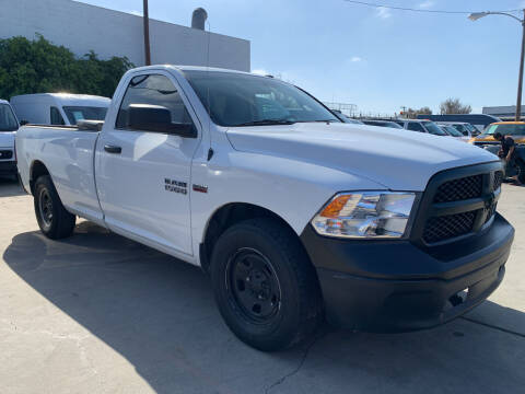 2015 RAM Ram Pickup 1500 for sale at Best Buy Quality Cars in Bellflower CA